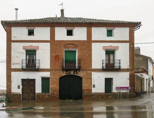 Edificios del Conde Aranda
