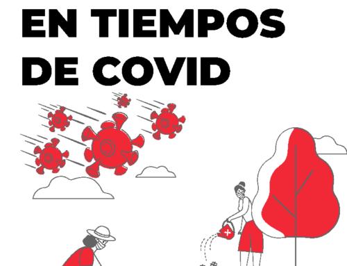 Jornada: La mujer rural en tiempos de Covid